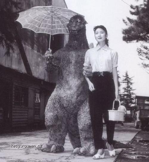 Z historie Japonka se prochazi