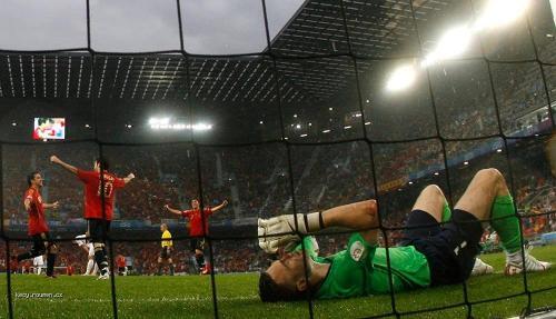 Euro 2008 radost i zal