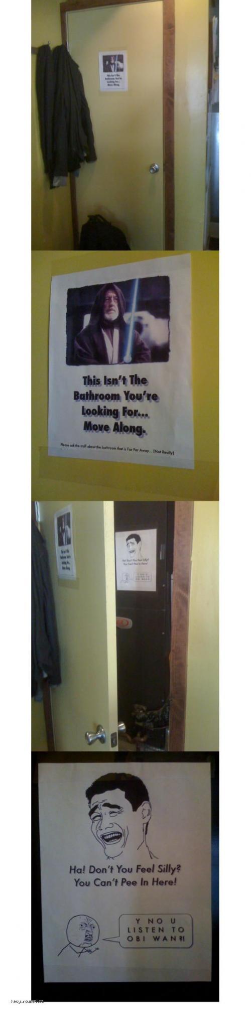 obi wan bathroom