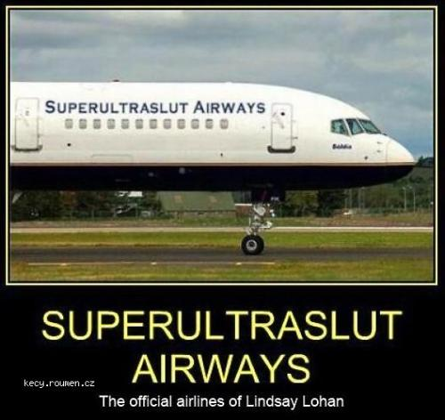 Superultraslut Airlines