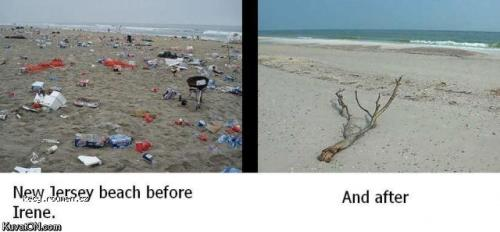 new jersey vs irene
