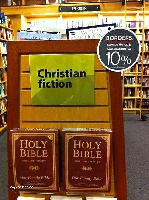 Christian fiction