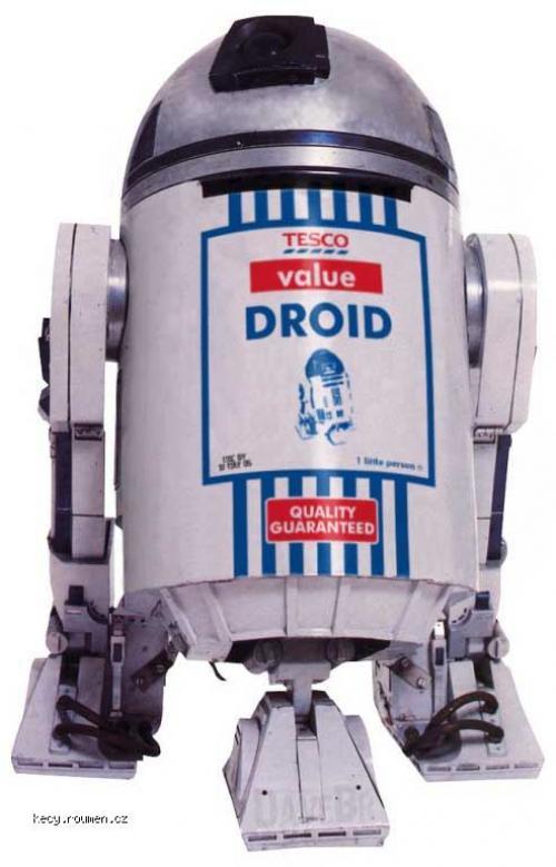 Tesco Value Droid