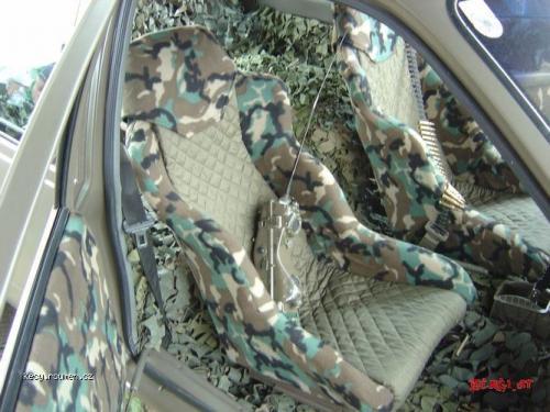 Armadni Opel Kadett 5