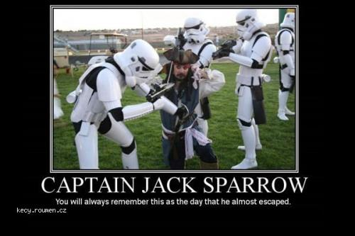 jack sparrow vs star wars