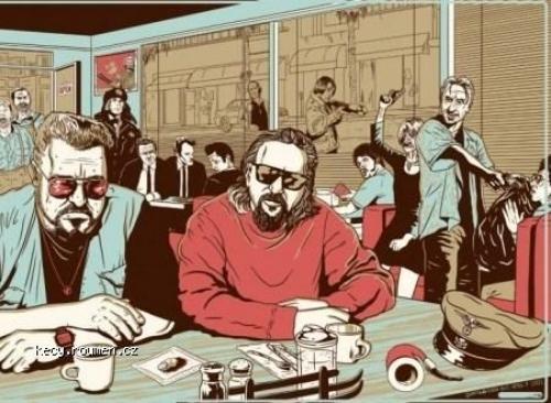 Coen Brothers vs Tarantino