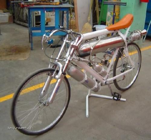rocket bicykle dokonceni