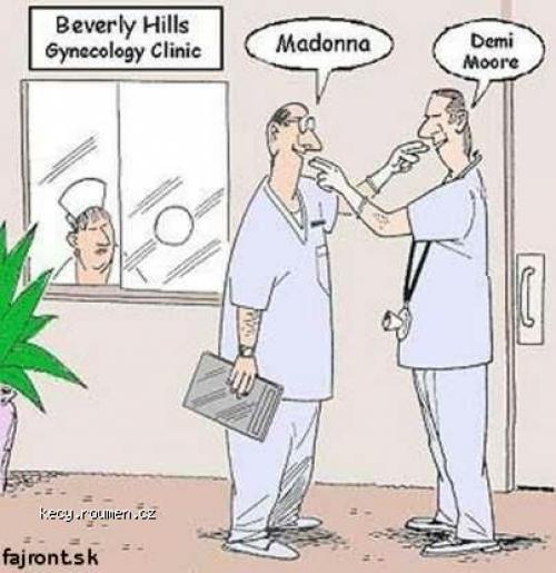 gynekologove z beverly hills