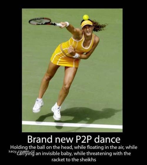 p2p dance