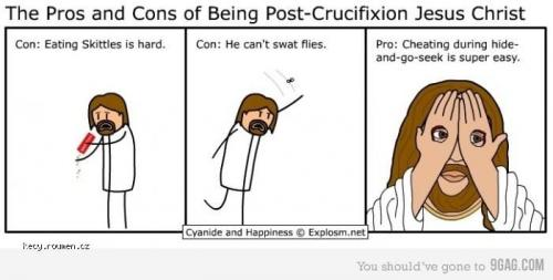 pros and cons of being postcrucification