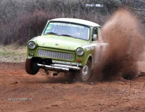 WRC trabi