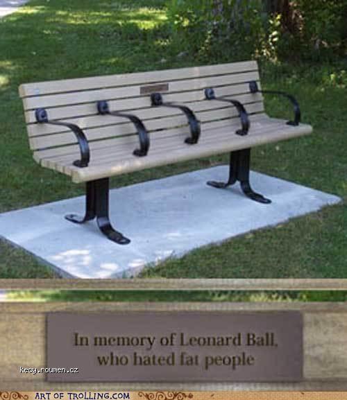 Trolling bench