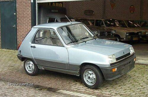 Renault 5 coupe