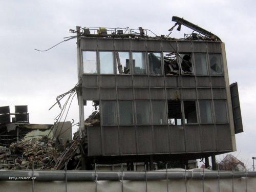 demolice asi posledni foto budovy