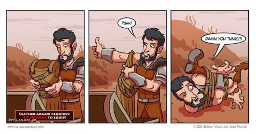 brneni v RPG