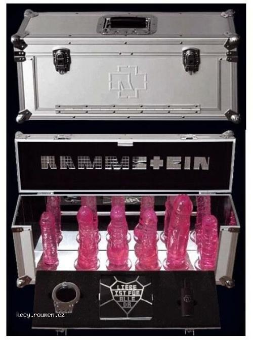 Rammstein box