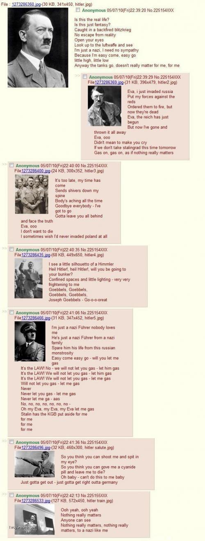 nazi rhapsody