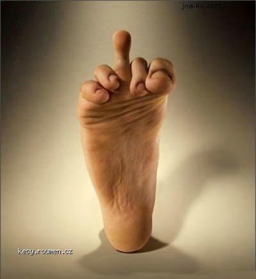 toe flip