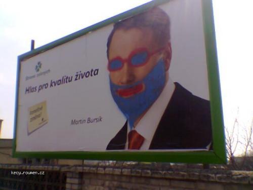Martin Bursik z ODS prl