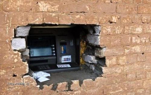DIY ATM