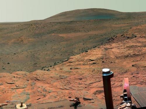 MARS spirit capture