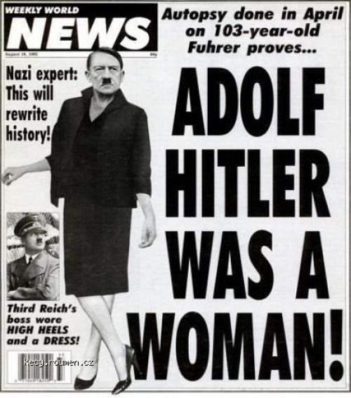 who was adolf hitler