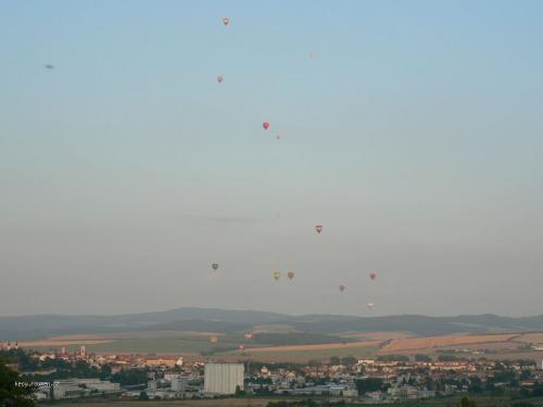 balony a UFO by prl