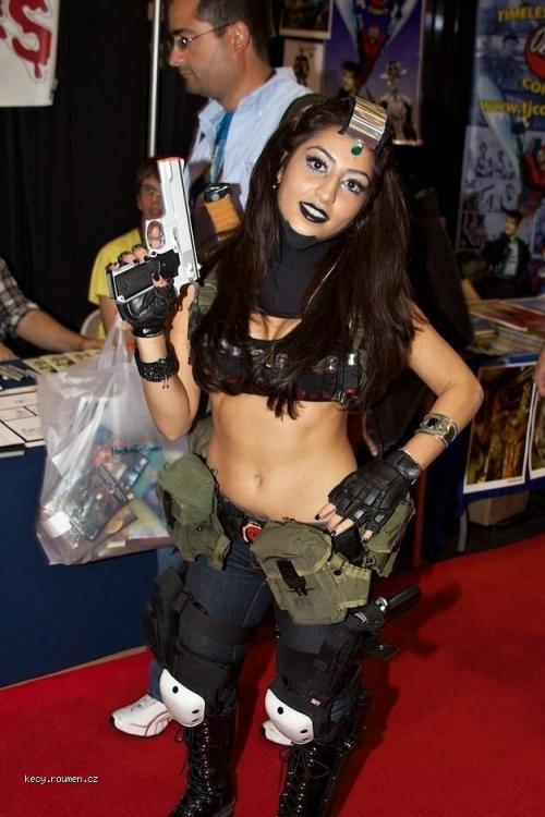 X ComicCon 2011 3