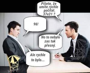 Pohovor