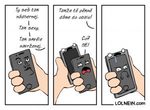 Obaly na mobily