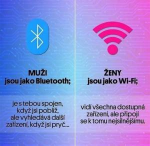 Připojení