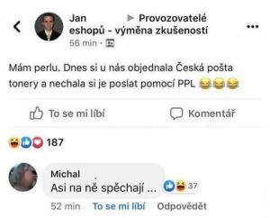 Česká pošta a PPL
