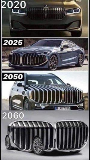Vývoj BMW