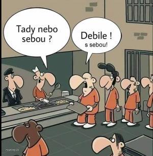 Češtinář ve vězení