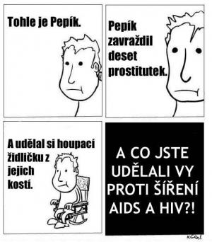 Proti šíření HIV