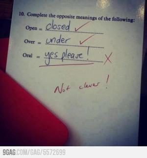 Nejsi chytrý