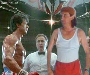 Bohuš vs. Rocky