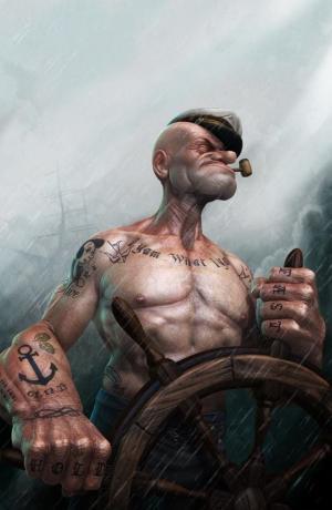 Pepek námořník
