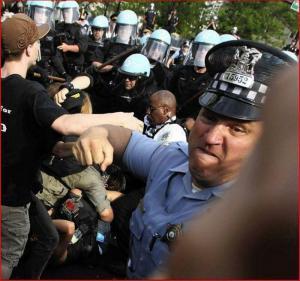 Policejní momentka