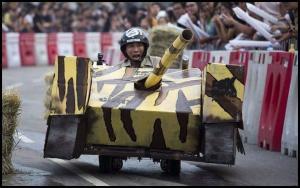 Tankové závody
