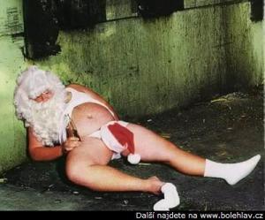 Ruský Santa Claus