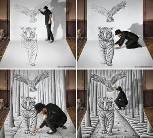 3D kresba