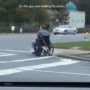 Venčení pizzy