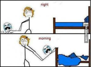 Večer a ráno