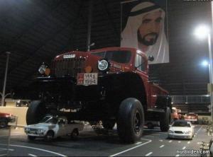 Velké auto