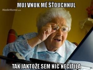 Babka na facebooku