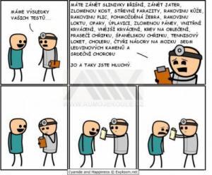 Doktor vtipálek