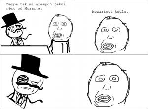 Něco o Mozartovi
