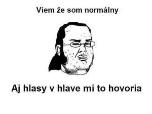 Normalní