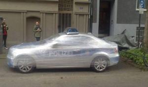 Policejní překvapení